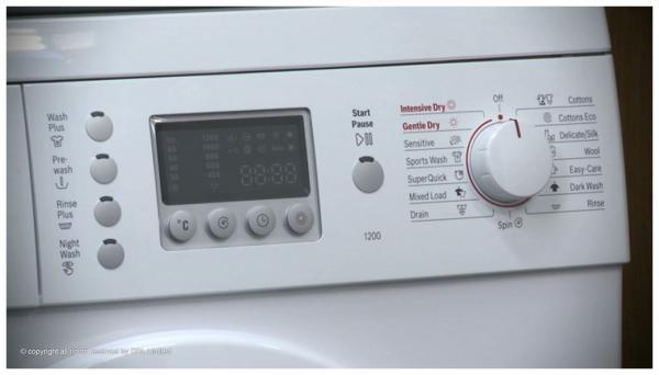 Стирально-сушильная машина Bosch WVD 24460  отзывы покупателей и ... 4b5cf3ad4cbf1