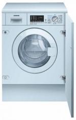 Встраиваемая стиральная машина Siemens WK 14D540 OE